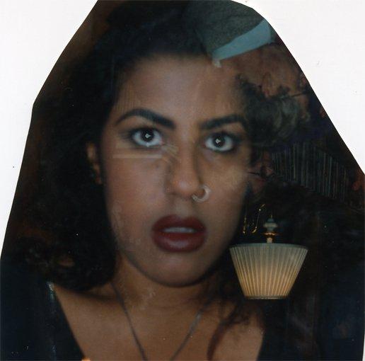 Old-School Selfie, circa 1993