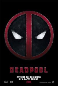 Deadpool Happy Ending poster