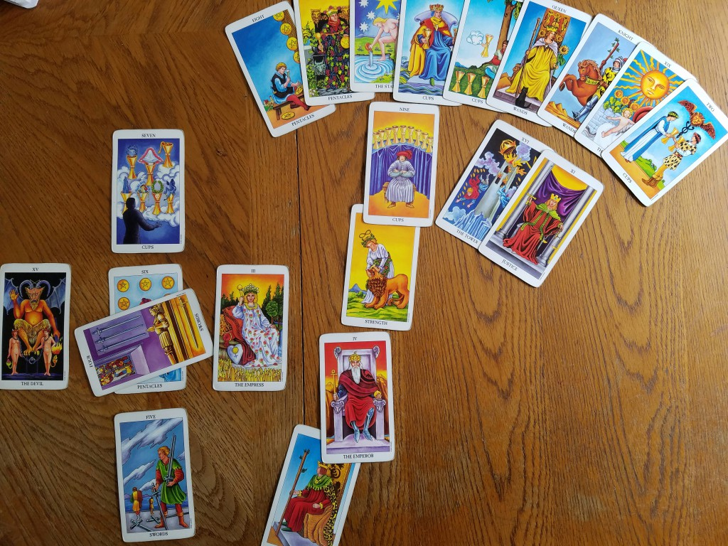 """Stupid"" Meaning tarot reading"