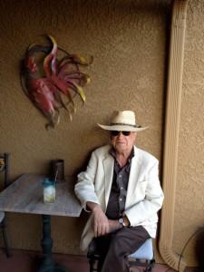Dad, May 2012