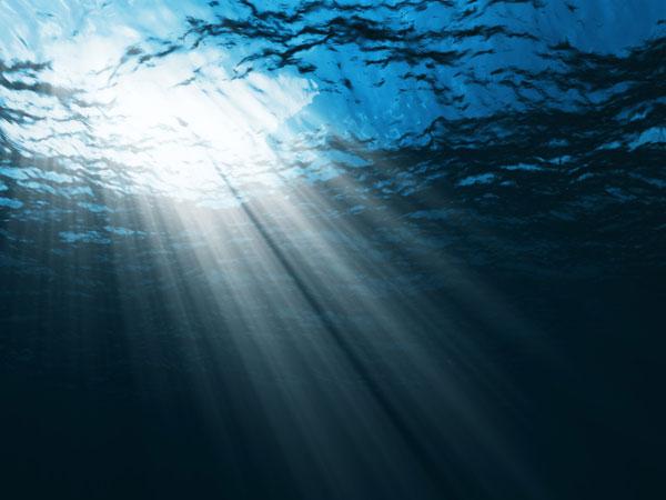 Fire in Ocean Depths