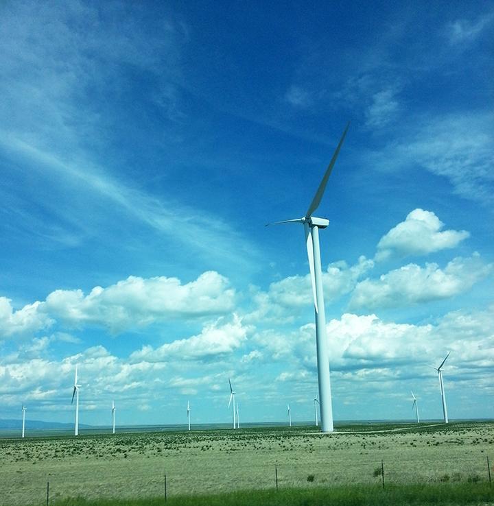 Windmill Alley, Montana