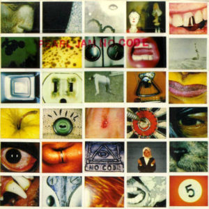 """Pearl Jam """"No Code"""" (1996)"""